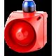 ADL многотональная сирена со встроенным светодиодным индикатором Синий 230-240 V AC