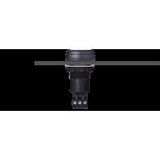 ESK звуковой сигнализатор с креплением на панели Черный 230-240 V AC