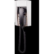 dFT3 взрывозащищенный аналоговый телефон Серый Спиральный шнур, Без дисплея