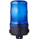 MBL проблесковый маячок Синий 24 V AC/DC, Трубка D 30 мм