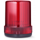 FLK ксеноновый стробоскопический маячок Красный 230-240 V AC