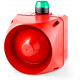 ADX многотональная сирена со встроенным светодиодным индикатором Зеленый 230-240 V AC