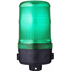 MFL ксеноновый стробоскопический маячок Зеленый 24 V AC/DC, Трубка D 30 мм