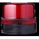 DLG светодиодный маячок постоянного света Красный черный, 110-120 V AC