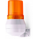 KDL мини-гудок - сигнальный маячок Оранжевый 24 V DC