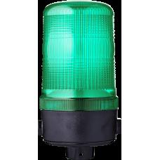 MBS проблесковый маячок Зеленый 24 V AC/DC, Трубка D 25 мм