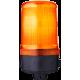 MLM маячок постоянного света Оранжевый 24 V AC/DC, Трубка D 25 мм