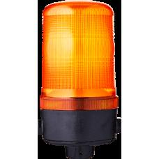 MLS маячок постоянного света Оранжевый Трубка NPT 1/2, 230-240 V AC