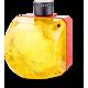 QCL светодиодный стробоскопический маячок со встроенным звуковым сигнализатором Желтый 110-120 V AC