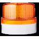 BLG светодиодный проблесковый маячок Оранжевый серый, 24 V AC/DC