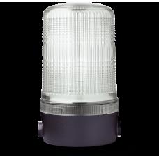 MLM маячок постоянного света Белый горизонтальный, 110-120 V AC