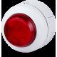 BC1 светодиодный проблесковый маячок Красный белый