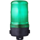 MLS маячок постоянного света Зеленый 230-240 V AC, Трубка D 25 мм