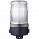 MLL маячок постоянного света Белый Трубка NPT 1/2, 24 V AC/DC