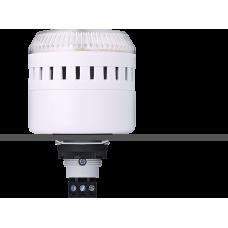 ELG сирена с креплением на панели с контрольным светодиодом Белый серый, 230-240 V AC