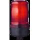 MBM проблесковый маячок Красный 24 V AC/DC, Трубка D 25 мм