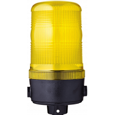 MLL маячок постоянного света Желтый 110-120 V AC, Трубка D 25 мм