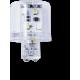 LLB Светодиодный проблесковый маячок 48 V AC/DC, прозрачный