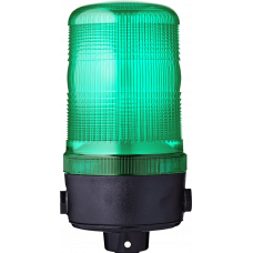 MBL проблесковый маячок Зеленый 24 V AC/DC, Трубка D 30 мм