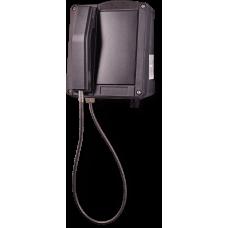 wST аналоговый телефон, всепогодный Черный Без клавиатуры