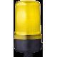 MLM маячок постоянного света Желтый 24 V AC/DC, Трубка D 25 мм