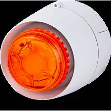 CS1 электронная сирена Оранжевый Белый