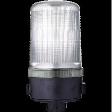 MLL маячок постоянного света Белый 110-120 V AC, Трубка D 25 мм