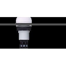 ESK звуковой сигнализатор с креплением на панели Серый 230-240 V AC