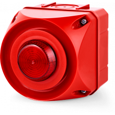 ADS-T многотональная сирена со встроенным светодиодным индикатором Красный 120-240 V AC