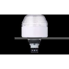 ISL ксеноновый стробоскопический маячок с креплением на панели M22 Белый 110-120 V AC, серый