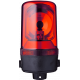 MRL проблесковый маячок с вращающимся зеркалом Красный Трубка D 25 мм, 110-120 V AC