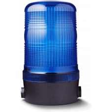 MBS проблесковый маячок Синий горизонтальный, 110-120 V AC