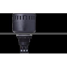 ESM звуковой сигнализатор с креплением на панели Черный 110-120 V AC