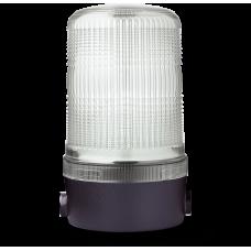 MLS маячок постоянного света Белый 230-240 V AC, горизонтальный