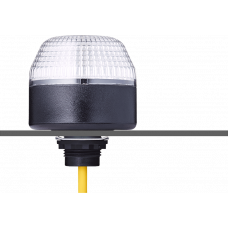 IML светодиодный разноцветный маячок с креплением на панели M22 24 V AC/DC, черный