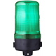 MLL маячок постоянного света Зеленый 230-240 V AC, Трубка D 25 мм