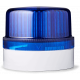 FLG ксеноновый стробоскопический маячок Синий 24 V AC/DC, серый