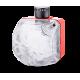 QCL светодиодный стробоскопический маячок со встроенным звуковым сигнализатором Белый 110-120 V AC