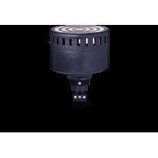 ESG звуковой сигнализатор с креплением на панели Черный 12-24 V AC/DC