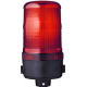 MLS маячок постоянного света Красный 110-120 V AC, Трубка NPT 1/2
