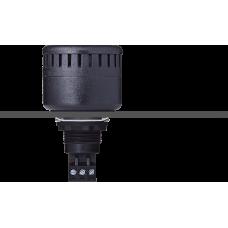ESM звуковой сигнализатор с креплением на панели Черный 12-24 V AC/DC