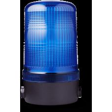 MFL ксеноновый стробоскопический маячок Синий 110-120 V AC, горизонтальный
