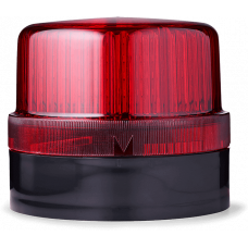 BLG светодиодный проблесковый маячок Красный черный, 230-240 V AC